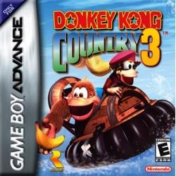 Donkey Kong Country 3 - Usato