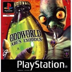 Oddworld: Abe's Exoddus -...