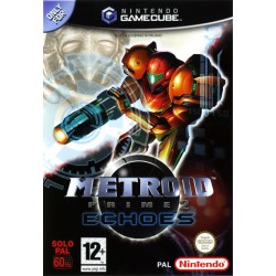 Metroid Prime 2: Echoes -...