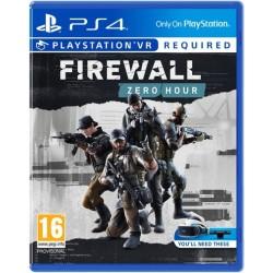 Firewall Zero Hour