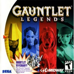 Gauntlet Legends - Usato
