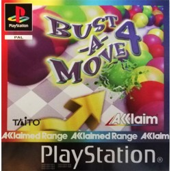 Bust-A-Move 4 - Usato