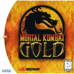Mortal Kombat Gold - Usato
