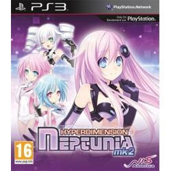 Hyperdimension Neptunia mk2...
