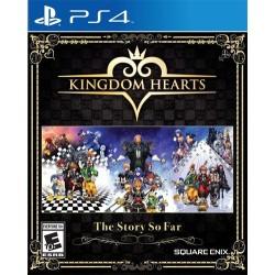 Kingdom Hearts - The Story...