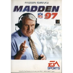 Madden NFL 97 - Usato