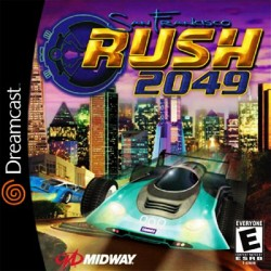 San Francisco Rush 2049 -...