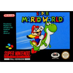 Super Mario World - Usato