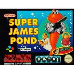 Super James Pond - Usato