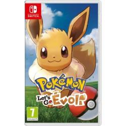 Pokémon Let's Go, Eevee! -...