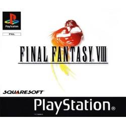 Final Fantasy VIII - Usato