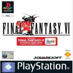 Final Fantasy VI - Usato