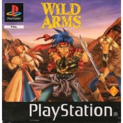 Wild Arms - Usato
