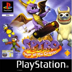 Spyro Year of The Dragon -...