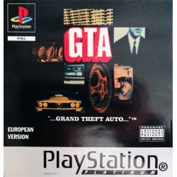 GTA - Grand Theft Auto - Usato
