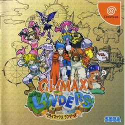 Climax Landers - Usato