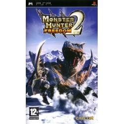 Monster Hunter Freedom 2 -...