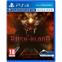 Until Dawn: Rush of Blood -...