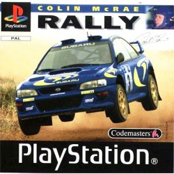 Colin McRae Rally - Usato