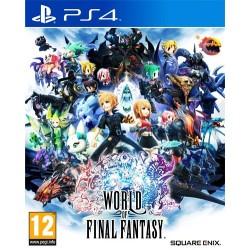 World of Final Fantasy - Usato