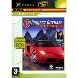 Project Gotham Racing 2 -...