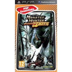 Monster Hunter Freedom...