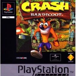 Crash Bandicoot - Usato