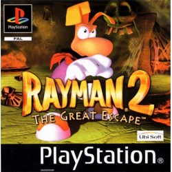 Rayman 2: The Great Escape...