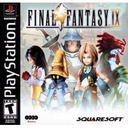 Final Fantasy IX - Usato