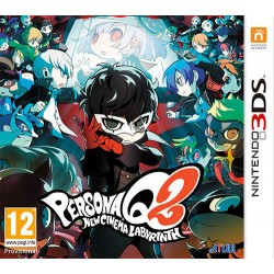 Persona Q2 New Cinema...