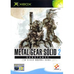 Metal Gear Solid 2:...