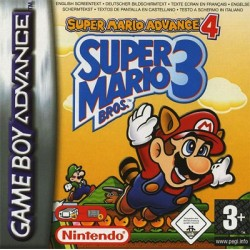 Super Mario Advance 4 -...