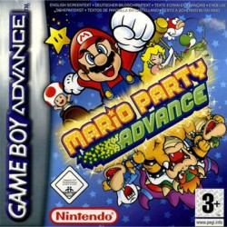 Mario Party Advance - Usato