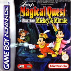 Disney's Magical Quest...
