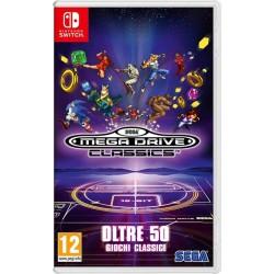 Sega Mega Drive Classics -...