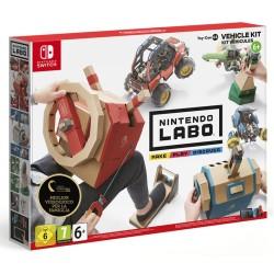 Nintendo Labo: Kit Veicoli...