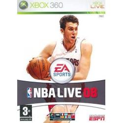 NBA Live 08 - Usato