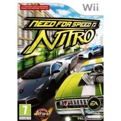 Need for Speed Nitro - Usato