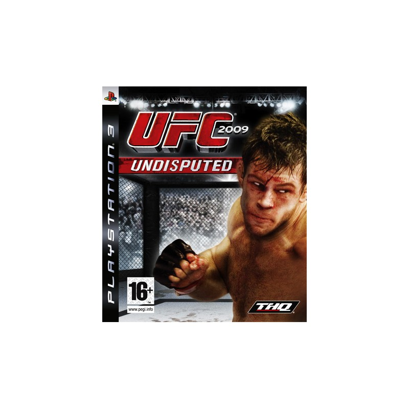Ultimate Fighting Championship Dreamcast: UFC 2009 Undisputed