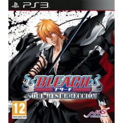 Bleach Soul Resurreccion -...