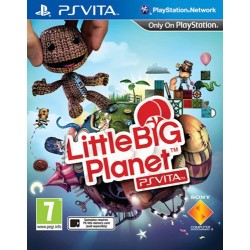 Little Big Planet PSVita -...