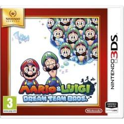 Mario & Luigi: Dream Team...