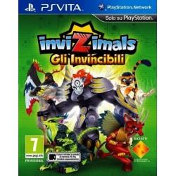 Invizimals: Gli Invincibili...