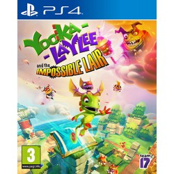 Yooka-Laylee and the...
