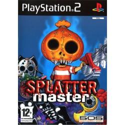 Splatter Master - Usato