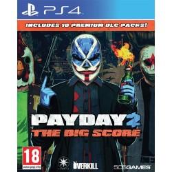 PayDay 2 The Big Score - Usato