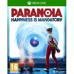 Paranoia: Happiness is...