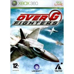 Over G Fighters - Usato