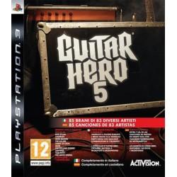Guitar Hero 5 - Usato