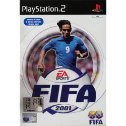 Fifa 2001 - Usato